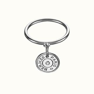 エルメス(Hermes)の新品 エルメス リング ホワイトゴールド(リング(指輪))