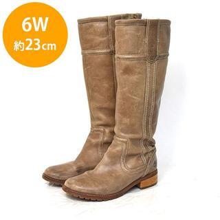 ティンバーランド(Timberland)のティンバーランド ロングブーツ 6W(約23cm)(ブーツ)
