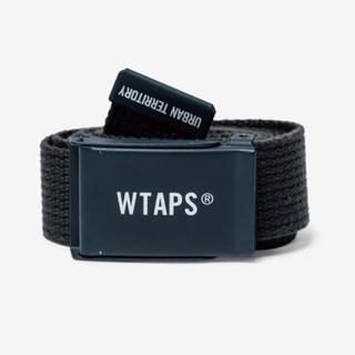 ダブルタップス(W)taps)のWTAPS GIB BELT ACRYLIC 黒(ベルト)