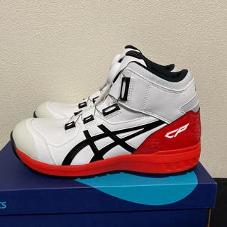 アシックス(asics)の新品!アシックス 安全靴 CP304  ホワイト(その他)