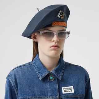 BURBERRY - ❣️19新作英国Burberry バーバリーロンドンベレー帽