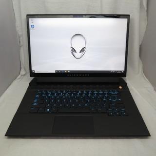 デル(DELL)のAlienware m15 (R2)(Corei7 9750H/GTX2060)(ノートPC)