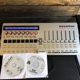 Novation midiコントローラーZeRo SLmk-2(MIDIコントローラー)