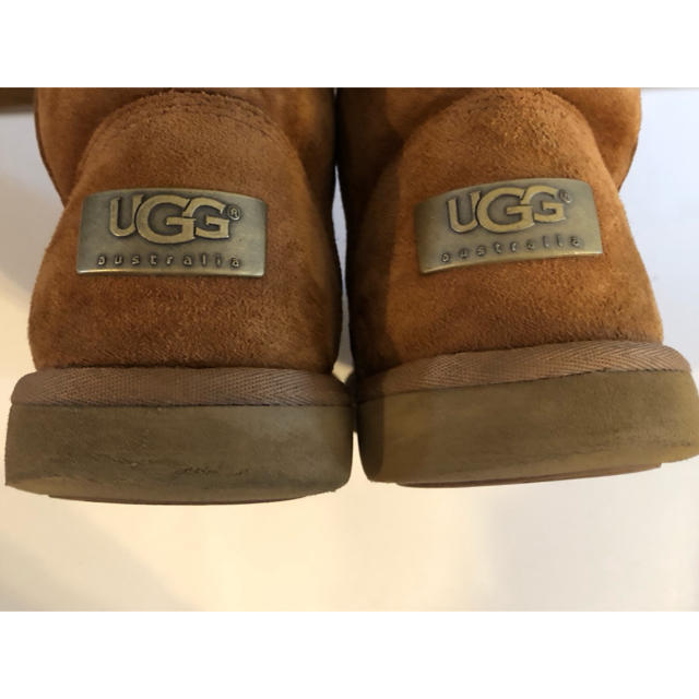 UGG(アグ)のUGG australia ROSLYNN サイドジップスエードブーツ レディースの靴/シューズ(ブーツ)の商品写真