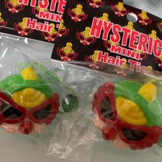 HYSTERIC MINI - 新品ヒステリックミニヘアゴム2個