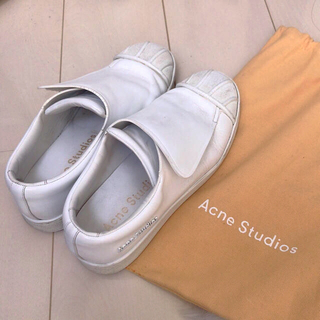 アクネ(ACNE)のacne studious スニーカー 38(スニーカー)