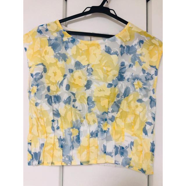mysty woman(ミスティウーマン)のmysty womanトップス レディースのトップス(Tシャツ(半袖/袖なし))の商品写真