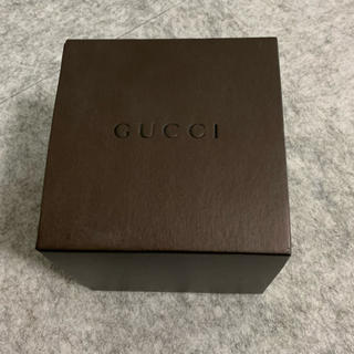 グッチ(Gucci)のGUCCI 時計箱 箱のみ(小物入れ)