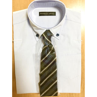 ヒロミチナカノ(HIROMICHI NAKANO)のヒロミチナカノ  のワイシャツ ネクタイセット(ドレス/フォーマル)