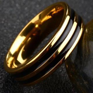 ゴージャスゴールドリング(リング(指輪))