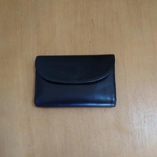 ホワイトハウスコックス(WHITEHOUSE COX)のホワイトハウスコックス レザーウォレット(折り財布)