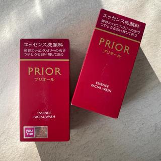 プリオール(PRIOR)の専用です⁉️プリオール エッセンス洗顔料 2個セット(洗顔料)