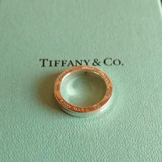 ティファニー(Tiffany & Co.)の最後価格‼️ティファニー リング トップ(リング(指輪))