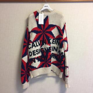 RAF SIMONS - Calvin Klein 205w39nyc セーター 購入金額約33万円