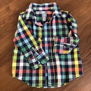 ギャップ(GAP)のチェックシャツ Gap★Hana様専用(ブラウス)