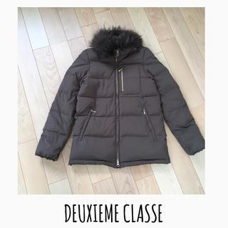 ドゥーズィエムクラス(DEUXIEME CLASSE)のDEUXIEME CLASSE ドゥーズィエムクラス ダウンコート(ダウンコート)