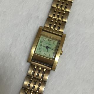 ゲス(GUESS)のGuess ゲス 時計 ゴールド(腕時計)