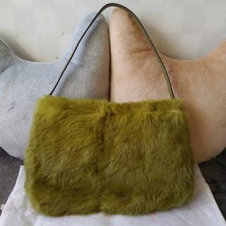 カテリーナルッキ(Caterina Lucchi)のお値打ち価格❗ 美品CATERINA  LUCCHI  ミンクバッグ(ショルダーバッグ)
