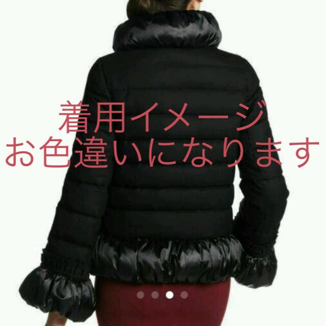 LANVIN en Bleu(ランバンオンブルー)の【新品】お値下げ!ランバンオンブルー ダウンコート レディースのジャケット/アウター(ダウンコート)の商品写真