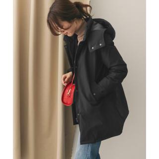ドアーズ(DOORS / URBAN RESEARCH)のダウンロングジャケット *定価:29,160円 *色:BLACK(ダウンジャケット)