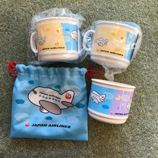 ジャル(ニホンコウクウ)(JAL(日本航空))のJAL マグカップ(マグカップ)