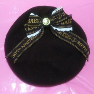 ベイビーザスターズシャインブライト(BABY,THE STARS SHINE BRIGHT)のBABYベレー帽(ハンチング/ベレー帽)