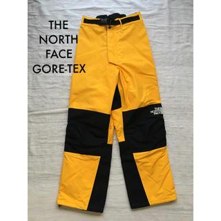 ザノースフェイス(THE NORTH FACE)の【激レア】 THE NORTH FACE GORE-TEX スキーパンツ パンツ(ウエア/装備)