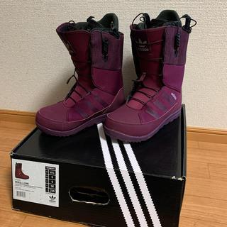 アディダス(adidas)のadidas スノーボードブーツ(ブーツ)