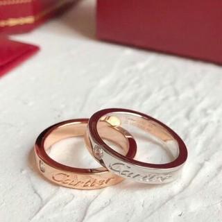 カルティエ(Cartier)のCARTIER  リング指輪 エレガント(リング(指輪))