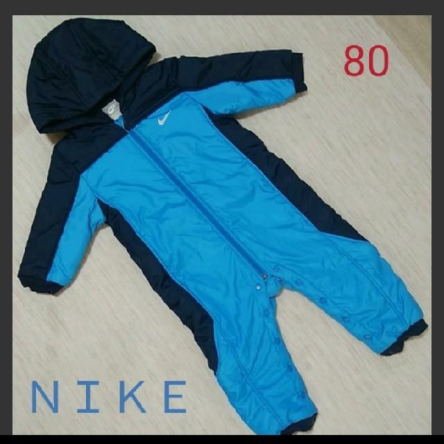 NIKE(ナイキ)のNIKE カバーオール ジャンプスーツ 80 キッズ/ベビー/マタニティのベビー服(~85cm)(カバーオール)の商品写真