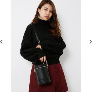 リエンダ(rienda)のCylindrical chain Bag(ショルダーバッグ)