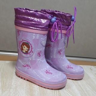 Disney - プリンセス ソフィア 長靴
