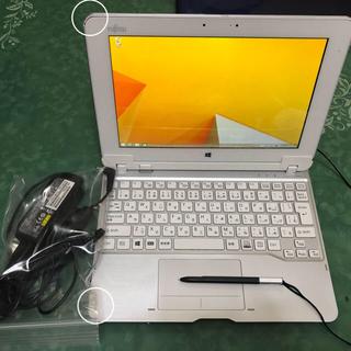 フジツウ(富士通)のq584/h 富士通 Windows タブレット(タブレット)