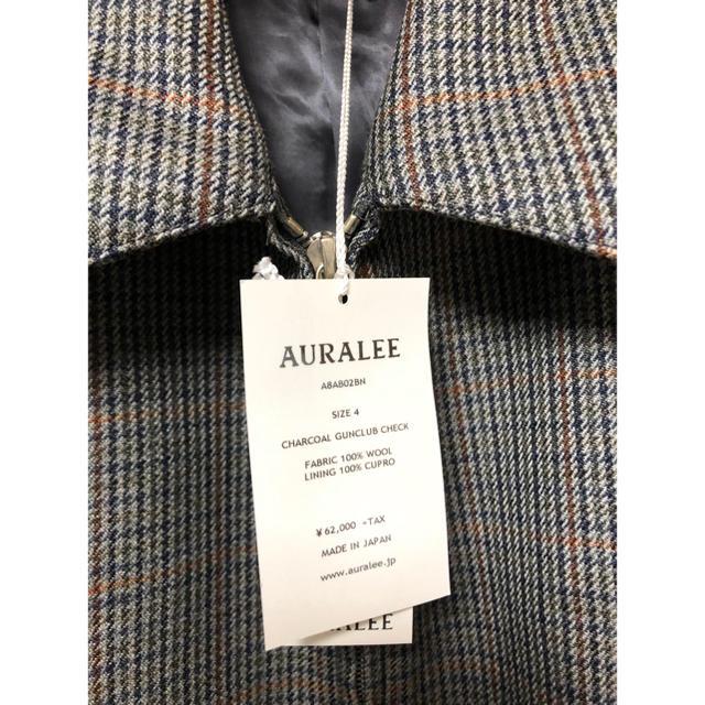 COMOLI(コモリ)のオーラリー auralee ブルゾン メンズのジャケット/アウター(ブルゾン)の商品写真