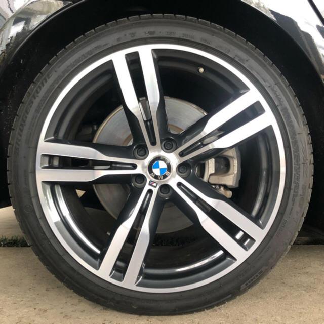 BMW(ビーエムダブリュー)のBMW 7シリーズ ホイール 648M G11 G12     自動車/バイクの自動車(カタログ/マニュアル)の商品写真