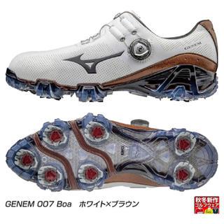 ミズノ(MIZUNO)の新品  GENEM007  サイズ24.5EE(シューズ)