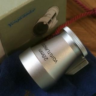 LEICA - フォクトレンダー 28mm ビューファインダー bessa ライカ