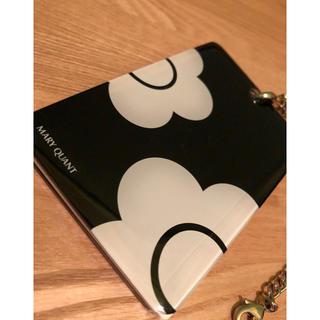 マリークワント(MARY QUANT)の●マリークワント ICカードケース 美品●(パスケース/IDカードホルダー)
