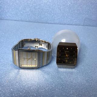 ラドー(RADO)のジャンク ラドー 腕時計(腕時計(アナログ))