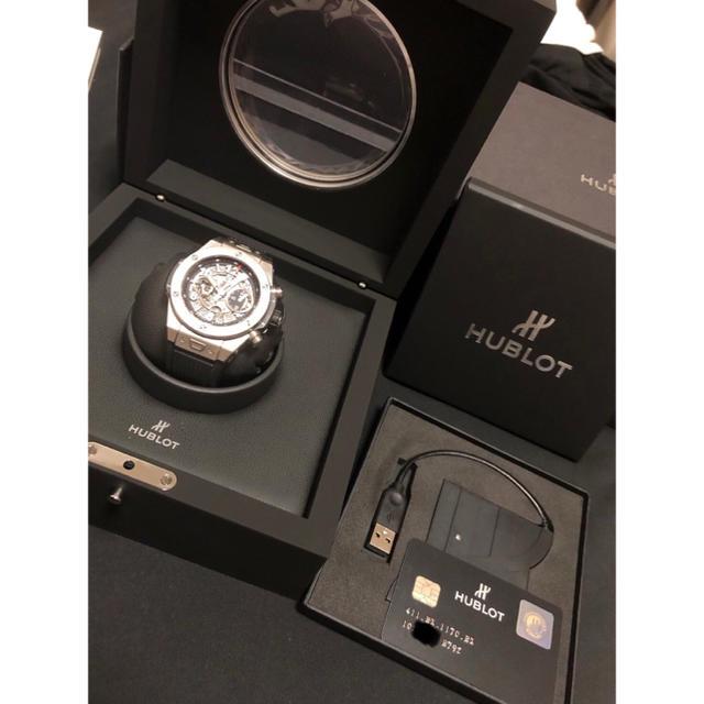 IWC 時計 コピー 最新 / HUBLOT - ウブロ ビッグバン ウニコ チタンの通販 by ♥︎'s shop