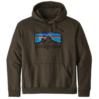 パタゴニア(patagonia)のPatagonia パタゴニア パーカー フードスウェット ブラウン(パーカー)