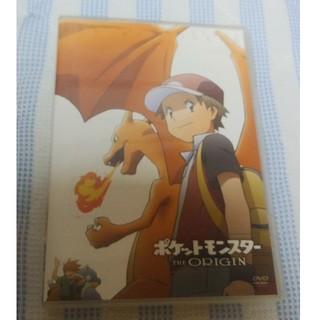 ポケモン(ポケモン)のポケモンORIGIN DVD+カード♪(アニメ)