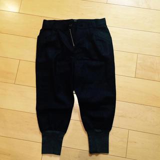 エディション(Edition)のEdition 裾絞りパンツ(クロップドパンツ)