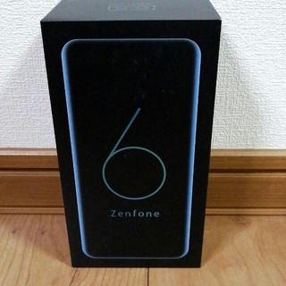 ASUS - ZenFone 6 ZS630KL-SL128S6 6GB トワイライトシルバー