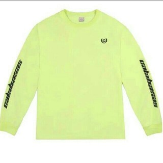 adidas - Yeezy Season 6 Calabasas 長袖Tシャツ