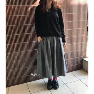 カトー(KATO`)のchie様専用☆GRANDMA MAMA DAUGHTER スカート(ロングスカート)