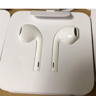 アップル(Apple)のiPhone イヤフォン 純正 3個(ヘッドフォン/イヤフォン)