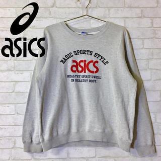 アシックス(asics)の【asics】アシックス スウェット トレーナー サイズ150(Tシャツ/カットソー)
