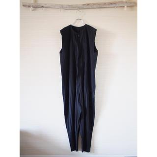 イッセイミヤケ(ISSEY MIYAKE)の【HOMME PLISSE】pleats-design jumpsuit(サロペット/オーバーオール)