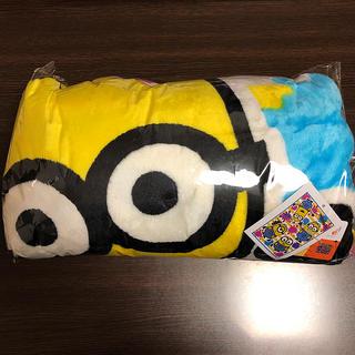 ミニオン - ★ミニオンズ フランネル BIG毛布★